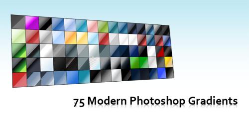 75 moderne Farbverläufe