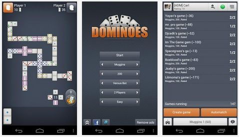 Android Domino