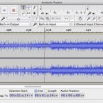 Audacity – Audio Files aufnehmen und bearbeiten
