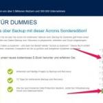 Datensicherung Ratgeber als kostenloses E-Book zum Download (Backup für Dummies)