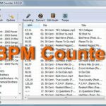 BPM Counter – Beats per minute von MP3 Musik messen
