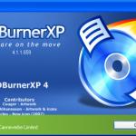 CDBurnerXP – Brennprogramm Freeware kostenlos
