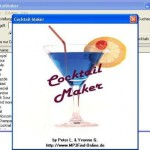 Cocktailmaker – Die Freeware Cocktail Datenbank zum Download