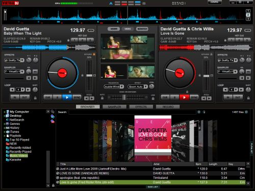 DJ Mischpult Freeware