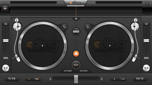 DJ Software App