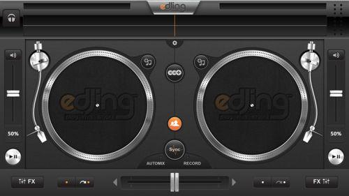 DJ Software App