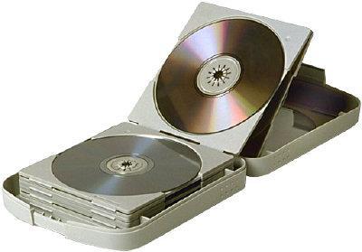 DVD Schutzhülle