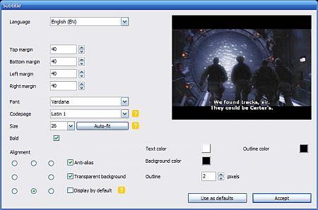 DVD Untertitel erstellen
