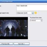 Aus Videodateien eine DVD mit Menü erstellen – gratis Software