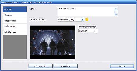 Eine DVD erstellen