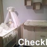 Baby Erstausstattung Checkliste als gratis PDF zum ausdrucken