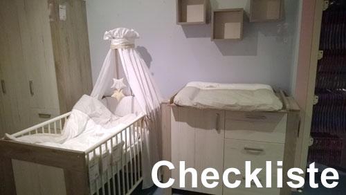 baby erstausstattung checkliste als gratis pdf zum ausdrucken. Black Bedroom Furniture Sets. Home Design Ideas