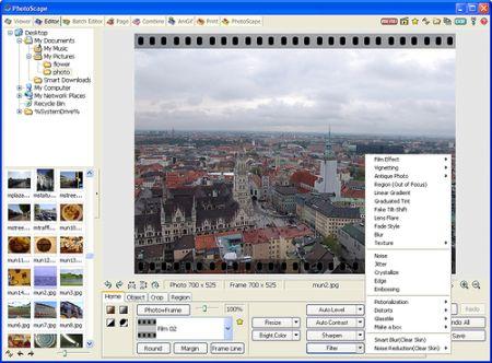 Foto Editor Photoscape