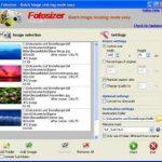 Fotos und Bilder verkleinern – gratis Software