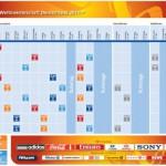 Frauen Fußball Weltmeisterschaft (WM 2011) PDF Spielplan – download kostenlos