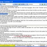 Content Texte übersetzen – Freeware kostenlos