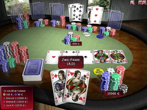 poker app um geld spielen