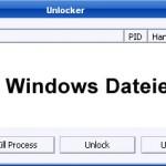 Unlocker – Gesperrte Windows Dateien löschen