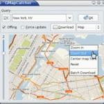 Google Maps Karten auf die Festplatte kopieren