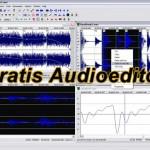 Wavosour ist ein gratis Audioeditor der VST Plugins unterstützt