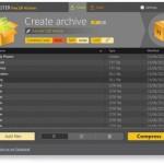 Hamster Free ZIP Archiver die kostenlose Alternative zu WinZip