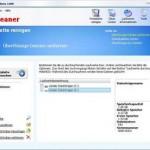 HDCleaner – Datenmüll von der Festplatte löschen