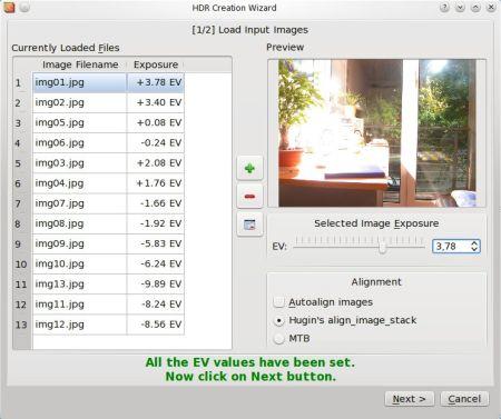 HDR Bilder erstellen