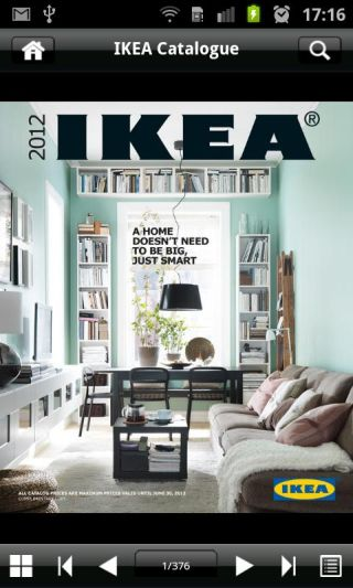IKEA Katalog App