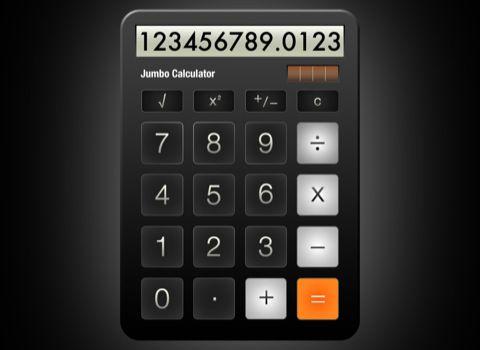 Jmbo Calculator