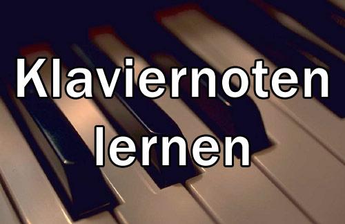 Klaviernoten lernen Freeware
