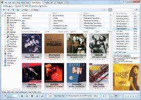 MP3 Sammlung verwalten