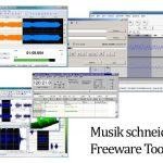 7 kostenlose Programme zum Musik schneiden