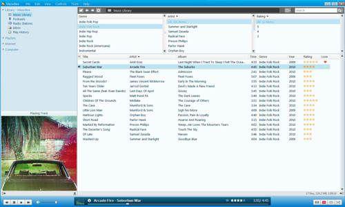 Musikverwaltung Freeware