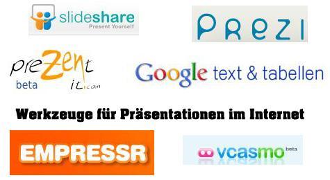 Online Präsentation
