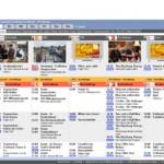 Das tägliche TV Programm (TV-Zeitschrift im Internet)