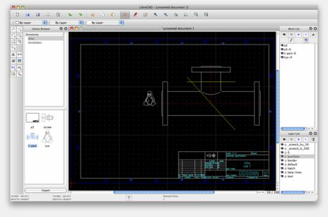 Open Source CAD Programm