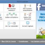 PDF24 Creator – PDFs erstellen, komprimieren oder zusammenfügen