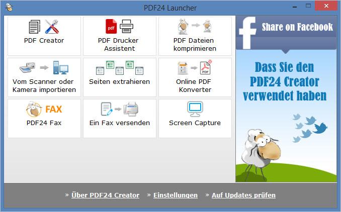 pdf24 creator kostenlos