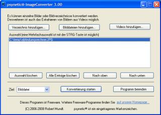 psynetic ImageConverter