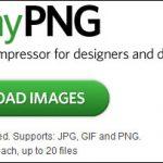 PunnyPNG – Bilder Dateigröße verringern