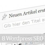 8 kostenlose SEO WordPress Plugins – gratis download
