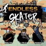 Kostenloses Skateboard Spiel Endless Skater für Windows 8