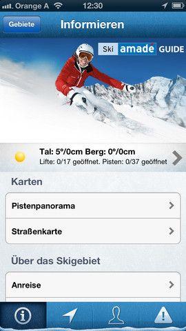 Skiurlaub App