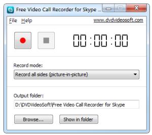Skype Anrufe aufzeichnen