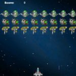 Space Invaders Flash Game