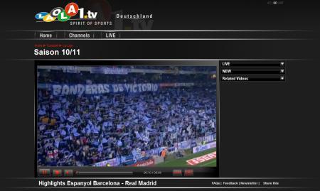 Spanien Fußball Live