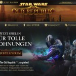 Star Wars – The Old Republic wird kostenlos