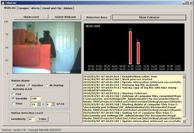 TeBo - Webcam Überwachung von Immobilien