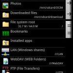 Total Commander Dateimanager kostenlos für Android zum download
