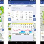 WarnWetter die offizielle Android App des Deutschen Wetterdienstes